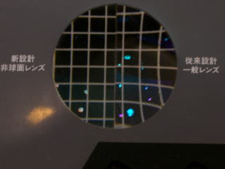 非 球面 レンズ デメリット 非球面レンズの仕組みとメリットとは? メガネの田中チェーン